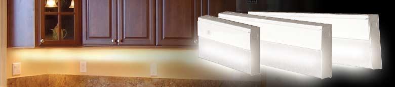 Fluorescent Under Cabinet Lighting