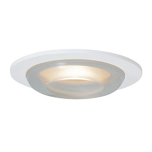 Recessed Lighting Glass Trim : Quot low voltage recessed lighting clear moon glass lite
