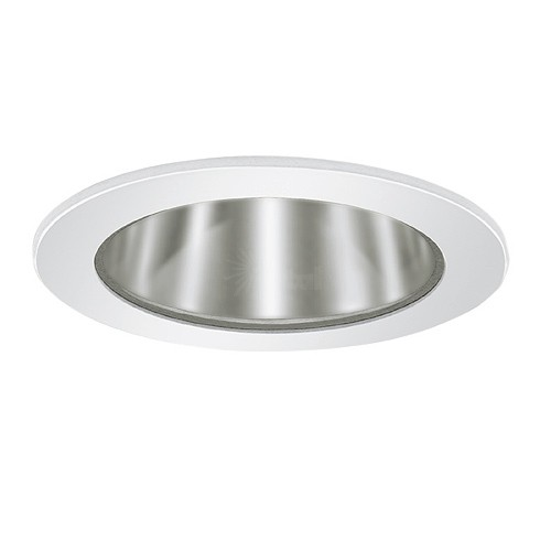Canned Light Lenses : Quot low voltage recessed lighting clear lens chrome