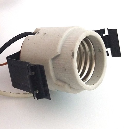 5 Quot Recessed Lighting Socket With Pigtail And Over Heat Sensor