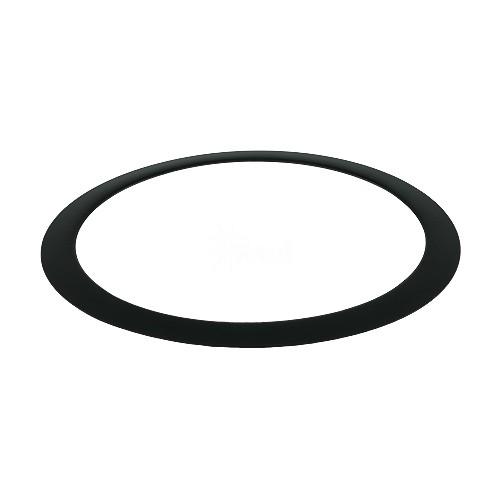 6 Recessed Lighting Black Trim Ring