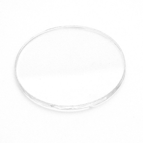 Canned Light Lenses : Recessed lighting clear glass lens low voltage mr