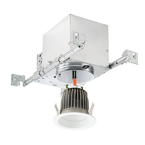 Led Recessed Lighting Kit New Construction : Quot led recessed lighting new construction ic at housing