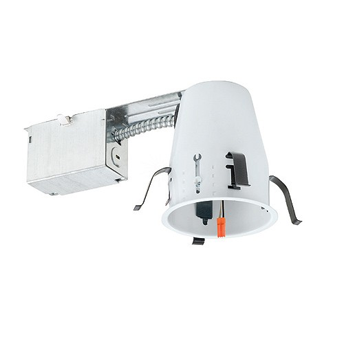 4 Recessed Lighting Housing Ic Remodel : Quot led recessed lighting air tight ic remodel housing