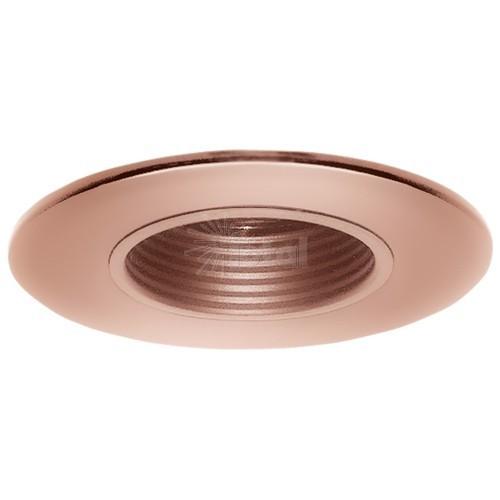 2 Quot Recessed Lighting Adjustable 35 Degree Tilt Copper