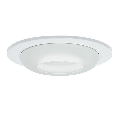 Recessed Lighting Glass Trim : Quot low voltage recessed lighting frosted glass white