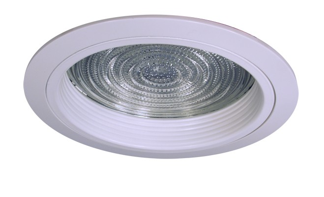 Canned Light Lenses : Quot recessed lighting compact fluorescent fresnel glass