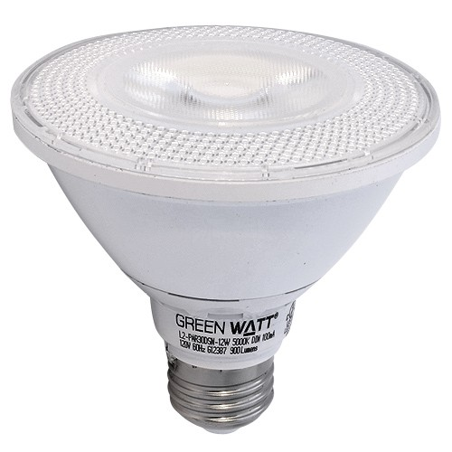 Led Flood Light Bulbs 5000k: Recessed Lighting LED 11watt Par 30 Short Neck 5000K 40