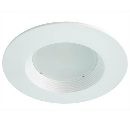 "5"" or 6"" dimmable LED recessed lighting retrofit white baffle trim best seller"