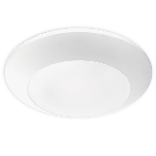 Installing A Sylvania Led Recessed Lighting Kit : Sylvania ultra led w light disc downlight recessed