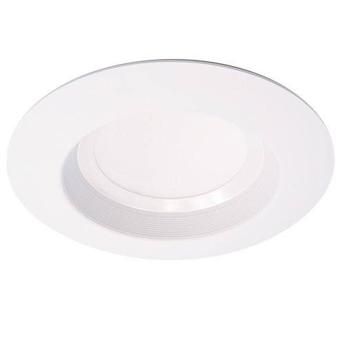 Sylvania 72333 Ultra RT6 6  dimmable LED recessed lighting 13watt retrofit white reflector trim 3000K ...  sc 1 st  Total Recessed Lighting & Sylvania 70699 6