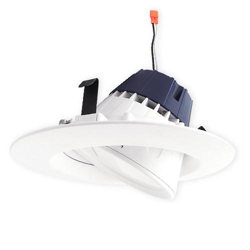 Recessed Lighting Gimbal : Gimbal recessed lighting iron