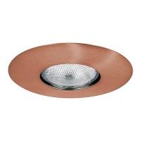 "6"" Recessed lighting Par 30 R 30 bronze open trim"