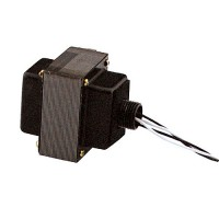 Low voltage 12volt magnetic transformer for low voltage recessed lighting housing