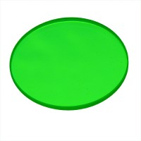 Recesed lighting green dichroic glass filter low voltage MR 16 lens