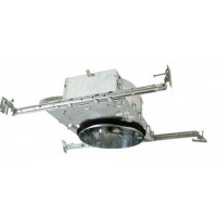 """6"""" Shallow recessed new construction IC air tight housing"""