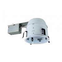 """6"""" Shallow recessed remodel IC air tight housing"""