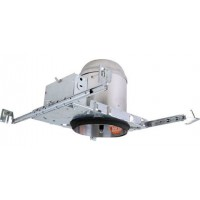 """5"""" IC rated air tight recessed housing new construction"""