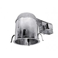 "5"" IC rated air tight remodel recessed housing"