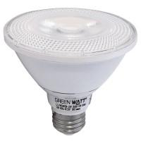 Recessed lighting Green Watt LED 12watt Par 30 Short Neck 3000K 40° flood light bulb  sc 1 st  Total Recessed Lighting & LED Par 30 light bulbs - Screw Base Par30 LED azcodes.com
