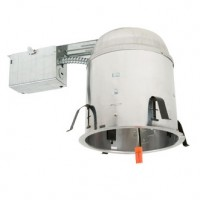 "6"" LED remodel recessed lighting housing"