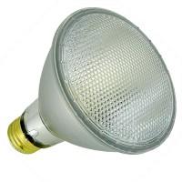 Recessed lighting 75 watt Par 30 halogen long neck spot light bulb