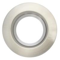 "Sylvania  RT/5/6/TRIM/SN 6"" satin reflector satin trim ring kit for ULTRA RT6 LED retrofit trim"