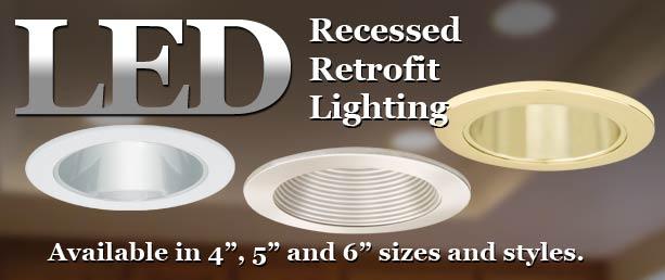 Buy LED Recessed Lighting