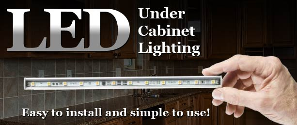 Buy LED Under Cabinet Lighting