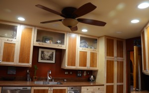 "LED 6"" recessed kitchen lights"