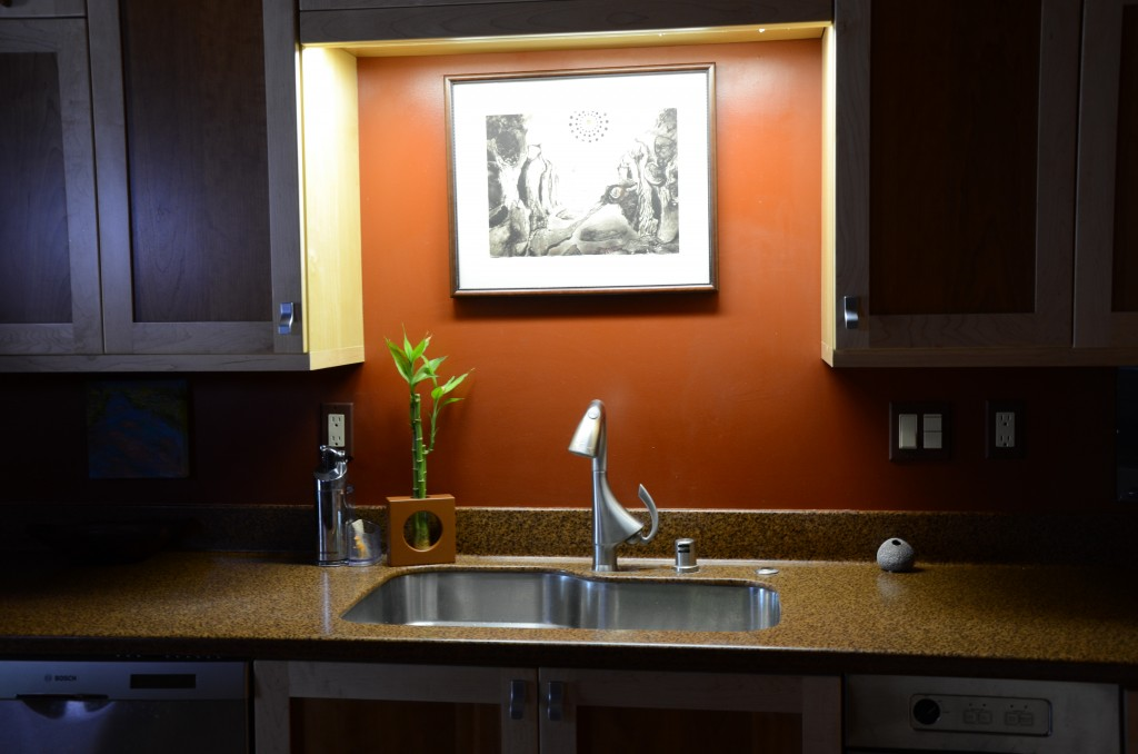 Kitchen Sink Task Light
