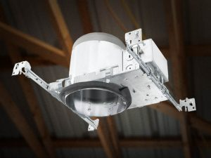 what are recessed lighting housings